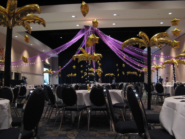 Prom is a glamorous event that students look forward to all year long. Make sure it is extra special by putting care and attention into each corner of the event space. Prom Supplies - Decorations for Prom - Shindigz.