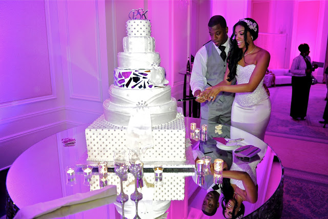 Cake Boss Decorating Table : Crystal Cake Table Decor Ideas