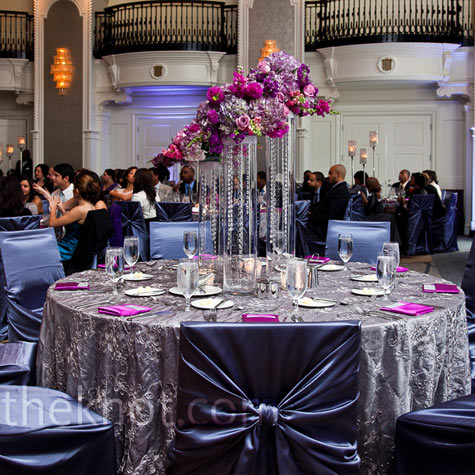 Plum And Silver Wedding Decorations Images Decoration Ideas Purple